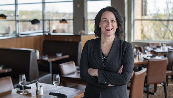 Texas Restaurant Association President and CEO Emily Williams Knight, Ed.D. will transition to a newly created role with the National Restaurant Association. - PHOTO COURTESY TEXAS RESTAURANT ASSOCIATION