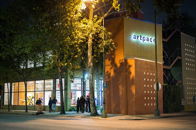 Artpace has reopened for visits by appointment. - TWITTER / ARTPACE