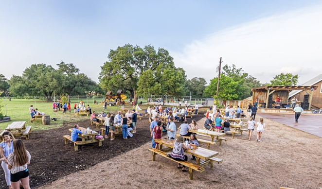 Boerne restaurant Dog & Pony Grill will hold a Spring Fling bash this weekend. - INSTAGRAM / DOGPONYGRILL