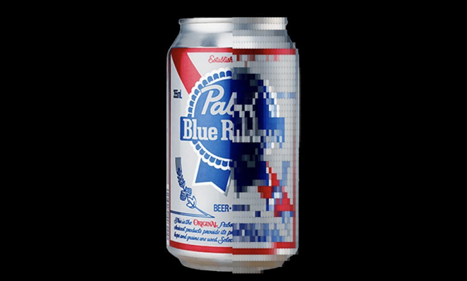 Pabst Blue Ribbon is teaming up with local creative studio Wide Awake to bring an interactive art pop-up to the Aztec Theatre. - INSTAGRAM / WIDEAWAKECREATIVE