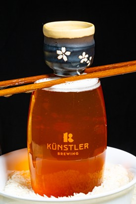 Künstler Brewing is ready to drop a bomb on SA — a sake bomb, that is. - BAEZMEDIA FOR KÜNSTLER BREWING
