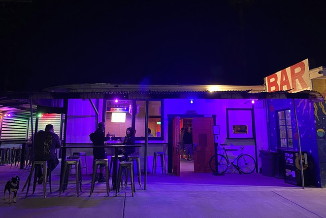 The former site of B&D Ice House is reopening as Bruno's Dive Bar. - PHOTO COURTESY BRUNO'S DIVE BAR /  @DOWNTOWNSANANTONIO