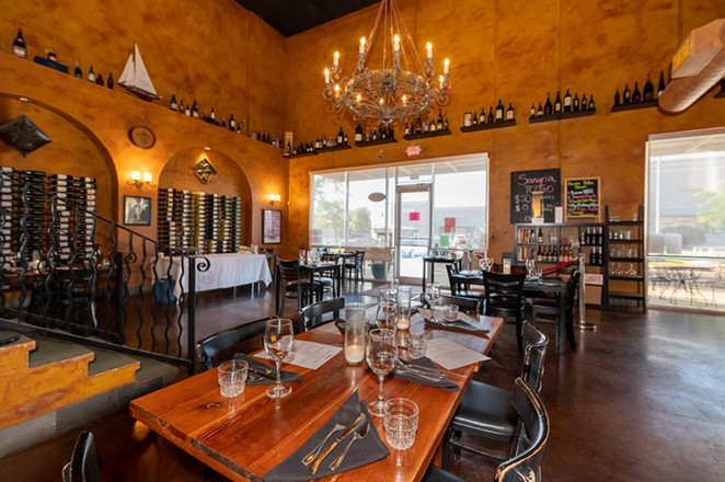 Copa Wine Bar & Tasting Room is planning an all-inclusive, four course wine dinner in celebration of jazz legend Duke Ellington's birthday. - PHOTO COURTESY COPA WINE BAR & TASTING ROOM