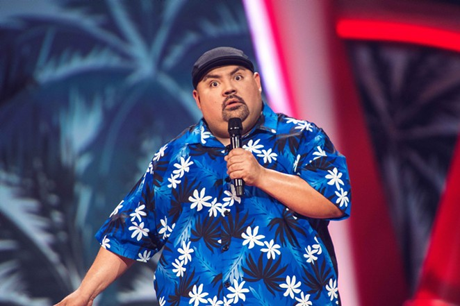 """Gabriel """"Fluffy"""" Iglesias will post up at the Tobin Center for five days in June. - NETFLIX / ANTHONY NUNEZ"""