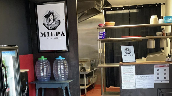 Chef Jesse Kuykendall has opened the doors on Milpa, a new brick-and-mortar space. - INSTAGRAM / MANNYO