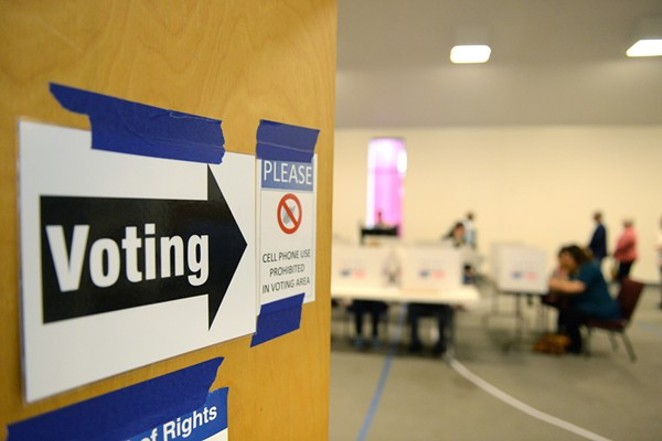 San Antonio voters will decide the fate of two charter amendments in the May 1 election. - SHUTTERSTOCK