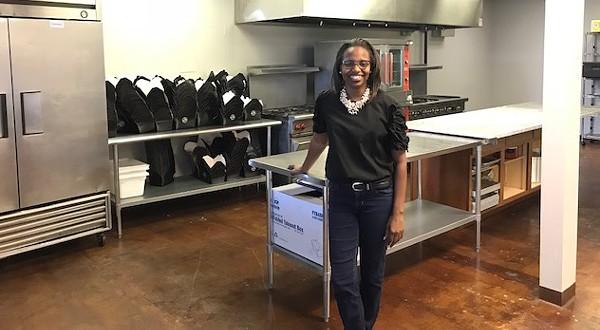 SA-based entrepreneur Tracie Shelton has received $25,000 in funding, thanks to body care company Caress. - PHOTO COURTESY JESS ELIZARRARAS