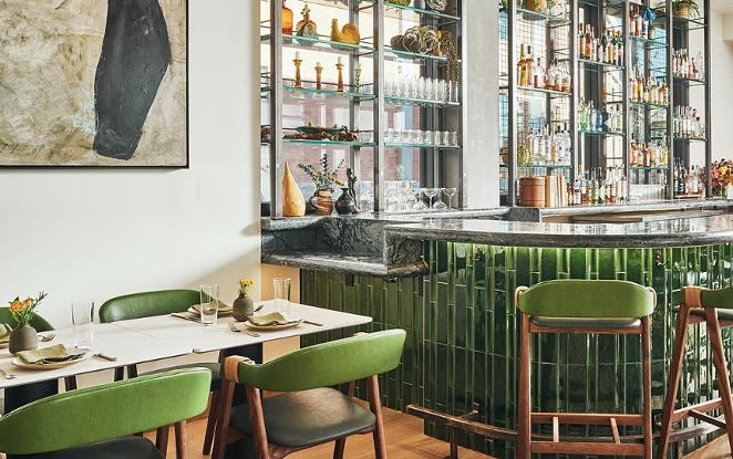 Hotel Magdalena's onsite eatery, Summer House on Music Lane. - INSTAGRAM / HOTELMAGDALENA