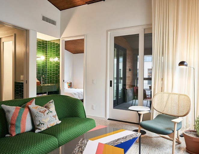 Hotel Magdalena is managed by the Bunkhouse Group, which operates SA's own Hotel Havana. - INSTAGRAM / HOTELMAGDALENA