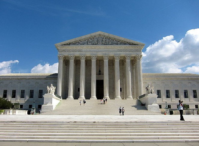 The U.S. Supreme Court declined to hear another case brought by Texas Attorney General Ken Paxton. - WIKIMEDIA COMMONS / AGNOSTICPREACHERSKID