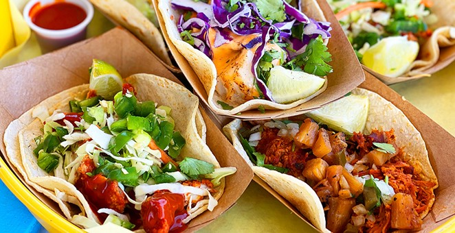 Texas-based Rusty Taco chain will make its San Antonio debut later this summer. - PHOTO COURTESY OF RUSTY TACO