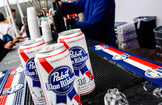 Pabst Blue Ribbon Studioswill hold free First Friday event. - FACEBOOK / PABST BLUE RIBBON