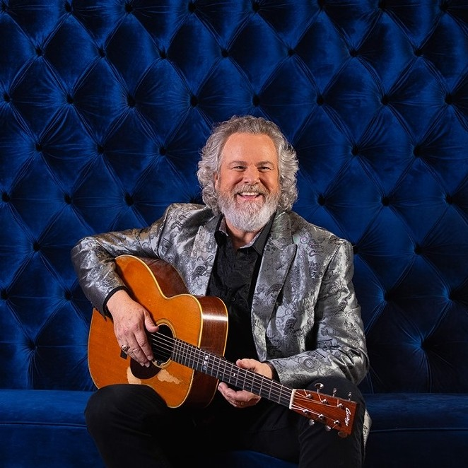 Robert Earl Keen is performing at the Whitewater Amphitheater on Saturday. - FACEBOOK / ROBERT EARL KEEN