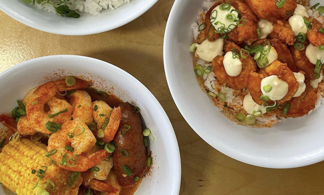 Pinch Boil House will open a second location in Alamo Heights. - INSTAGRAM / PINCHBOILHOUSE