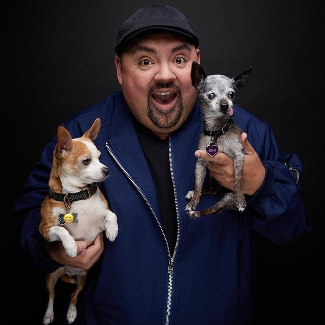 "Gabriel ""Fluffy"" Iglesias will film the final night of his four-week San Antonio run for a comedy special. - INSTAGRAM / FLUFFYGUY"
