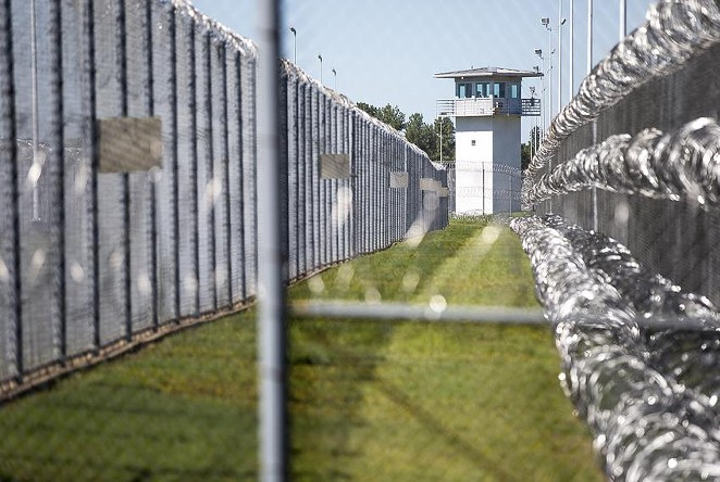 About 70% of Texas prisons do not have air conditioning in the prisoners' living areas. - TEXAS TRIBUNE / MARTIN DO NASCIMENTO