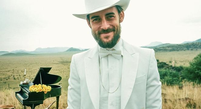 Texas country music artist Robert Ellis will take part in the first Music Fare event. - INSTAGRAM / ROBERTELLISMUSIC