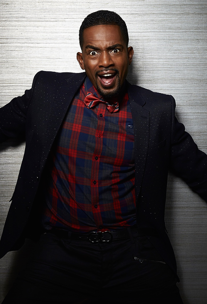 """We've got Bill Bellamy to thank for the phrase """"booty call."""" - COURTESY OF LOL COMEDY CLUB"""