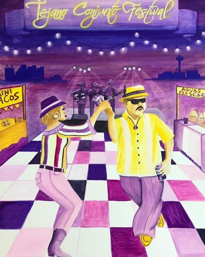The Tejano Conjunto Festival returns as an online event this year. - FACEBOOK / TEJANO CONJUNTO FESTIVAL