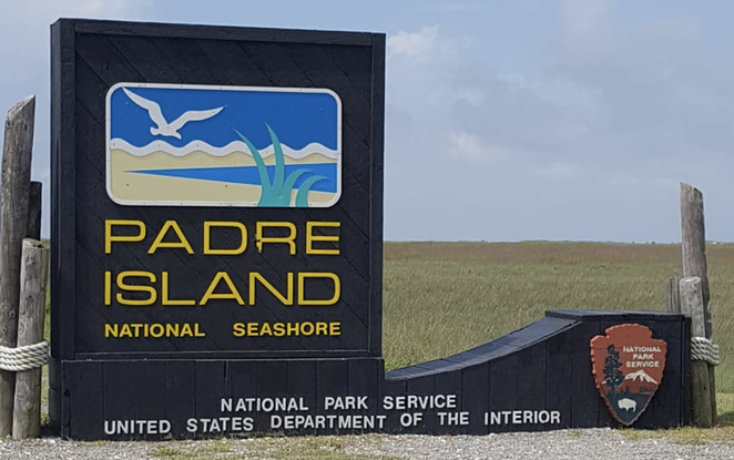 Park rangers will conduct sobriety checkpoint on Padre Island, just south of Mustang Island. - INSTAGRAM / PADREISLANDNPS