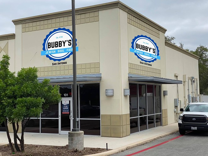 Bubby's Jewish Soul Food will using recipes sourced from family archives. - FACEBOOK / BUBBY'S JEWISH SOUL FOOD