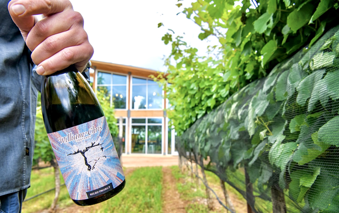 The Hill Country vineyard has released the second wine in its Wanderer Series Relief Project. - MADISON BOUDREAUX / DAVID BATES