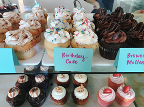 Oh Yeah Cakes will donate 20% of all in-store cupcake sales from June 1-5. - INSTAGRAM / OHYEAHCAKES