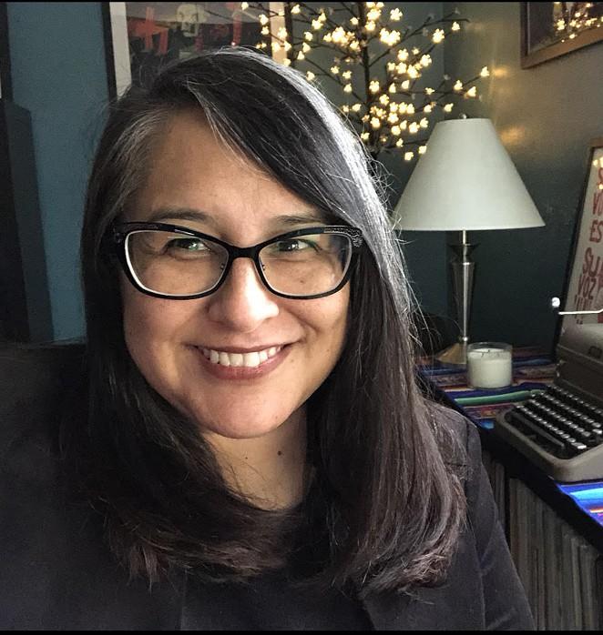 Jenn Longoria served as served as Texas deputy director for Joe Biden's 2020 presidential campaign and as Texas director of Elizabeth Warren's presidential run. - COURTESY OF JENN LONGORIA