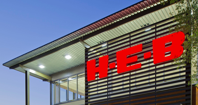 On Wednesday, H-E-B said people who have been vaccinated no longer need to wear masks in its stores. - COURTESY / H-E-B