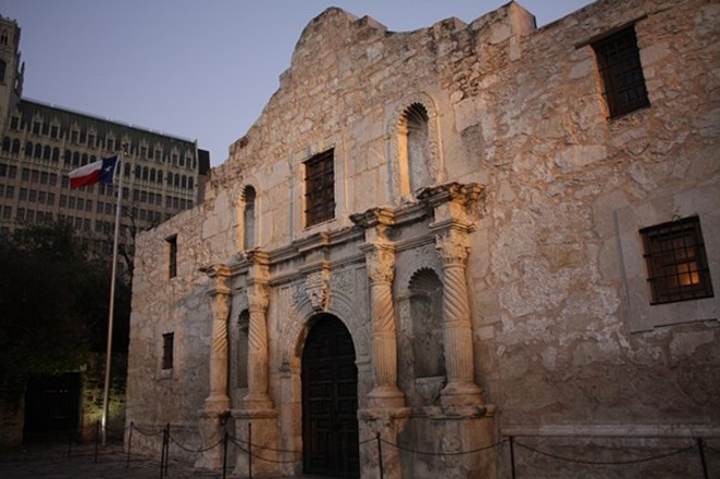 """The authors of """"Forget the Alamo""""argue that the entire Texas Revolt had more to do with protecting slavery from Mexico's abolitionist government. - WIKIMEDIA COMMONS"""