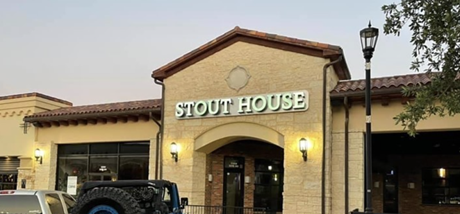 A new Stout House location opened near the intersection of TPC Parkway and U.S. Highway 281 Thursday. - INSTAGRAM / STOUTHOUSETPC