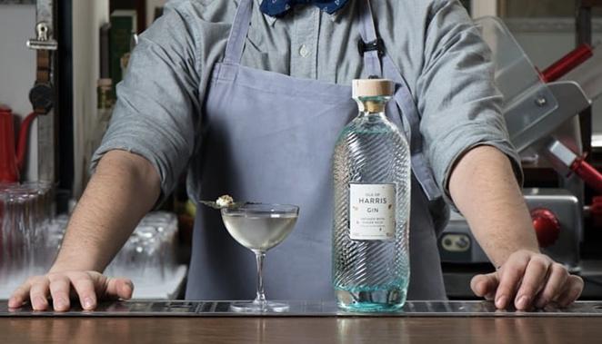 San Antonio gin aficionados can now try a fancy Scottish sauce distilled with sugar kelp. - INSTAGRAM / ISLEOFHARRISDISTILLERS