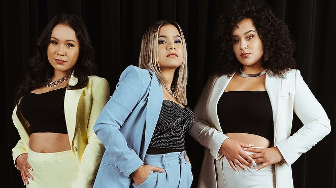 """Tiarra Girls gained national recognition with their single """"Leave It to the People."""" - COURTESY PHOTO / TIARRA GIRLS"""