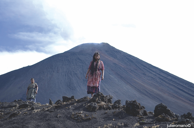 A still from Ixcanul - PHOTO BY JULIE ROMANO