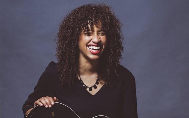 Jackie Venson (pictured) and Emily Wolfe will both play the Paper Tiger this weekend in San Antonio. - COURTESY PHOTO / JACKIE VENSON