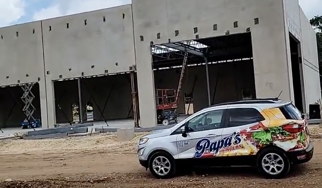 Papa's Burgers will soon have a far North San Antonio presence. - FACEBOOK / PAPA'S BURGERS
