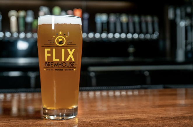 Flix Brewhouse is now open on San Antonio's West side. - INSTAGRAM / FLIXBREWHOUSE