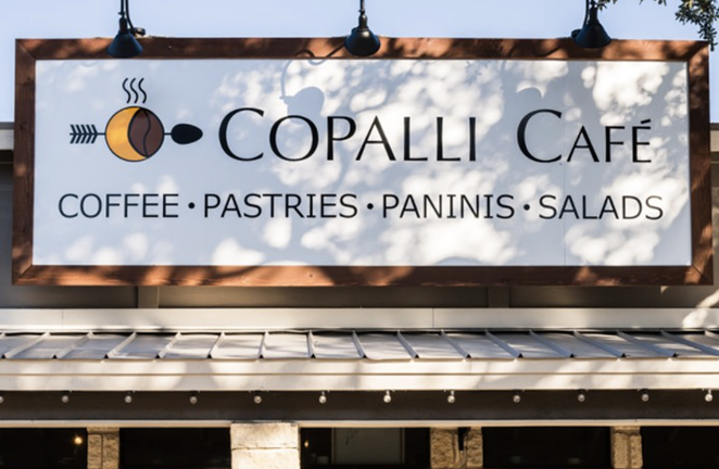 Copalli Cafe will close permanently on July 31. - INSTAGRAM / CAFECOPALLI