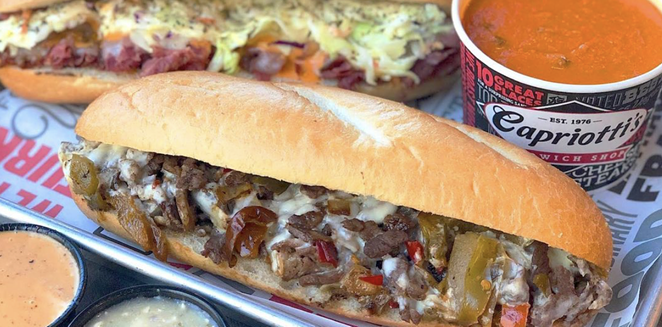 Capriotti's is bringing its subs to SA from Las Vegas. - INSTAGRAM / CAPRIOTTIS