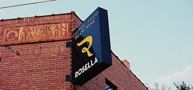 Rosella Coffee Co. will extend hours and wine offerings Friday. - INSTAGRAM / 1221BROADWAY