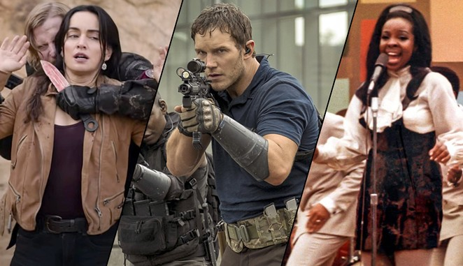 Cinematic Spillover is back with bite-sized reviews of new releases. - UNIVERSAL PICTURES, AMAZON STUDIOS AND HULU