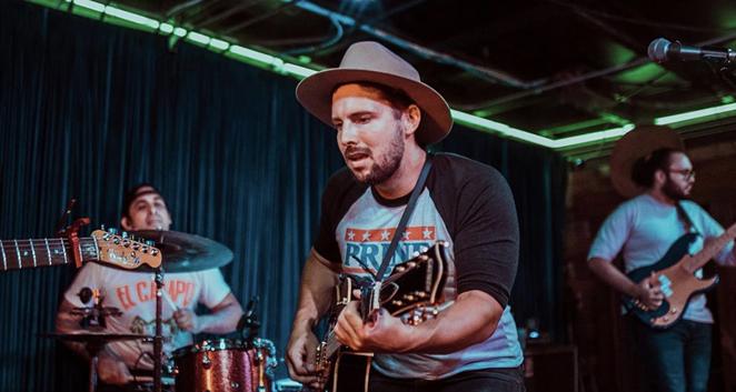 Band of Bandits will take part in Cherrity Bar's Summer Music Series. - INSTAGRAM / BANDOFBANDITS