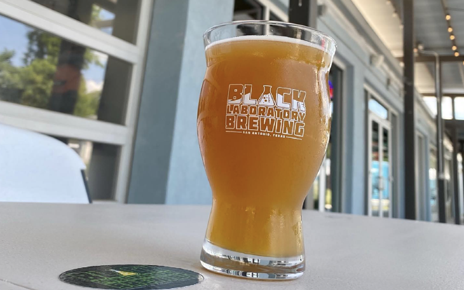 Black Laboratory Brewing will host a Friday pop-up with Dogmatic food truck. - FACEBOOK / BLACK LABORATORY BREWING