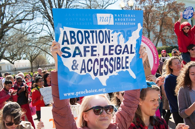 """Abortion advocates have successfully sued to block so-called """"heartbeat"""" bills in other states. - SHUTTERSTOCK"""