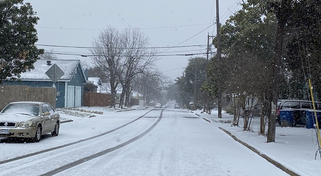Millions of Texans went without power last month as the state's electrical grid buckled under the strain from the prolonged cold front. - SANFORD NOWLIN