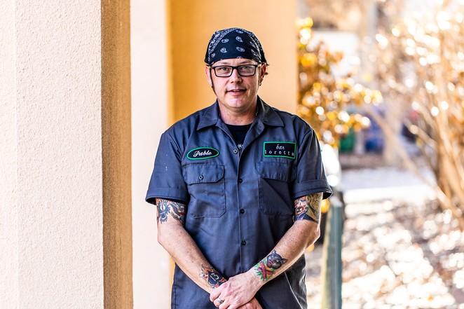 Paul Petersen serves as chef for upcoming Southtown eatery Bar Loretta. - RICHARD CASTEEL