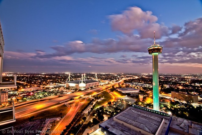 San Antonio ranked No. 8 on the new study. - IN YOUR EYES PHOTOGRAPHY