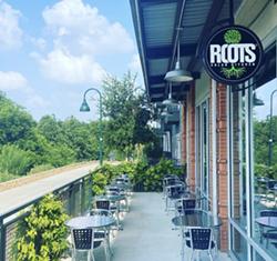 Roots Salad Kitchen is located in the Flats at Big Tex. - INSTAGRAM / ROOTSSALADKITCHEN