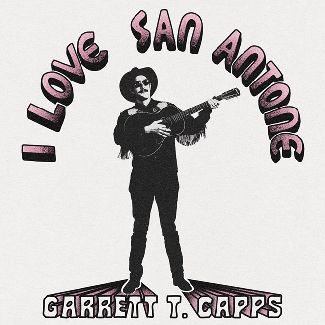 Capps announced a surprise album, which will come out in August. - TWITTER / GARRETT_T_CAPPS