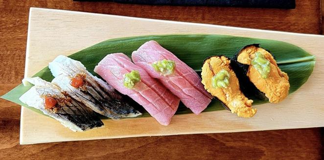 Toro'ko Sushi is now open on San Antonio's North Side. - INSTAGRAM / TOROKO.SUSHI